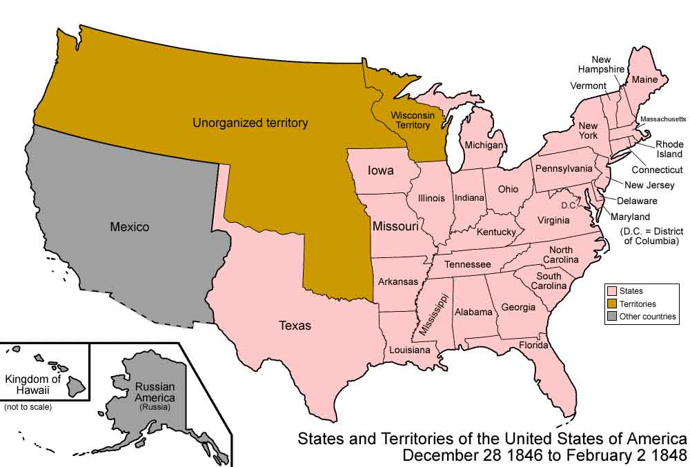 The Oregon Treaty